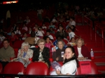 Bay Oaks Residents and Staff at the Disney on Ice show