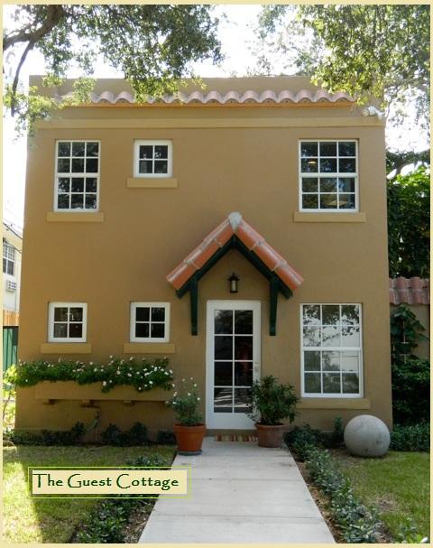 Bay Oaks Guest Cottage