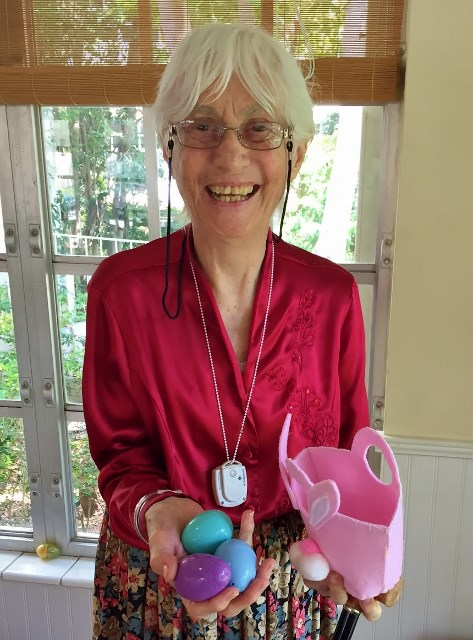 Ms Cottle Easter Egg Hunting (473x640)
