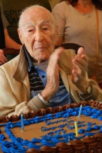 Mr Mann 103rd Birthday
