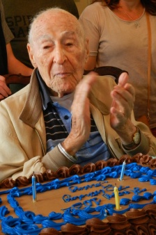 Mr Mann 103rd Birthday