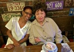 Julie Blanchard and Ms. Clotilde Wilson