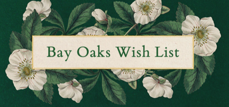 Bay Oaks Wish List Horiz